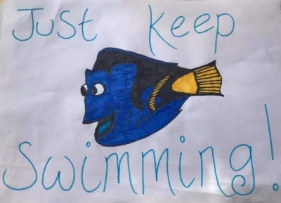 CharlotteSlocombeJustKeepSwimming