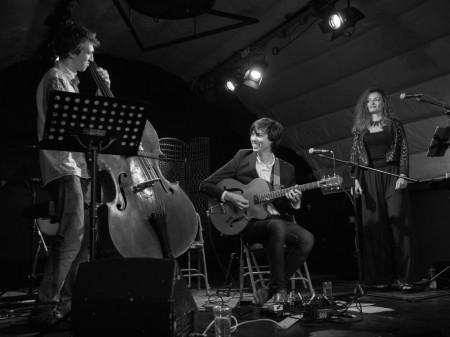 Jamie Leeming Trio