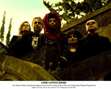 The Lene Lovich Band