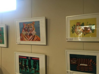 A selection of Tyger pictures from Aldingbourne Arts.