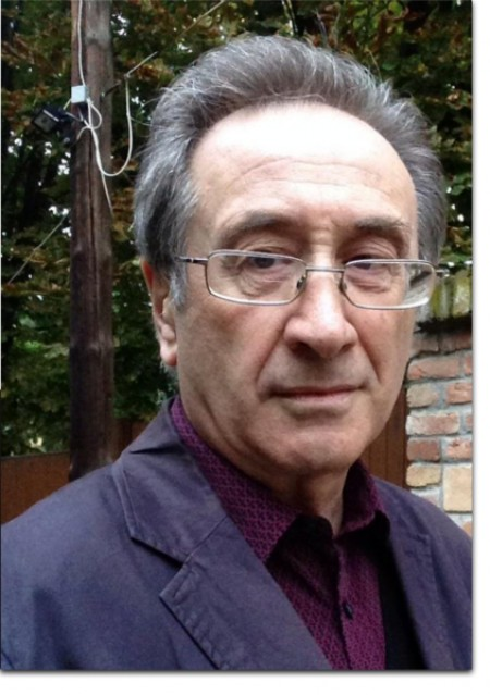 George Szirtes Announces Shortlist for The William Blake Poetry Prize, 2015