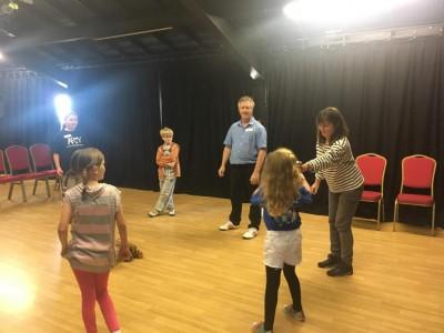 BlakeFest19 Children's drama workshop