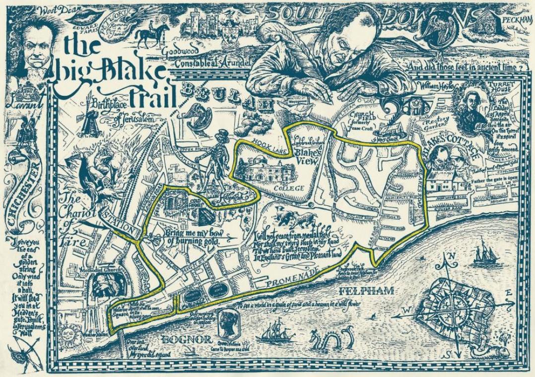 William Blake Trail