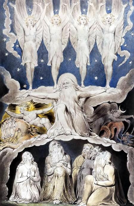 Celebrating William Blake at Waterstones in London!